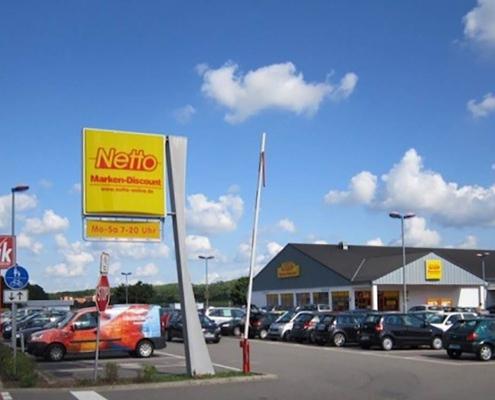 Fachmarktzentrum Rilchingen-Hanweiler